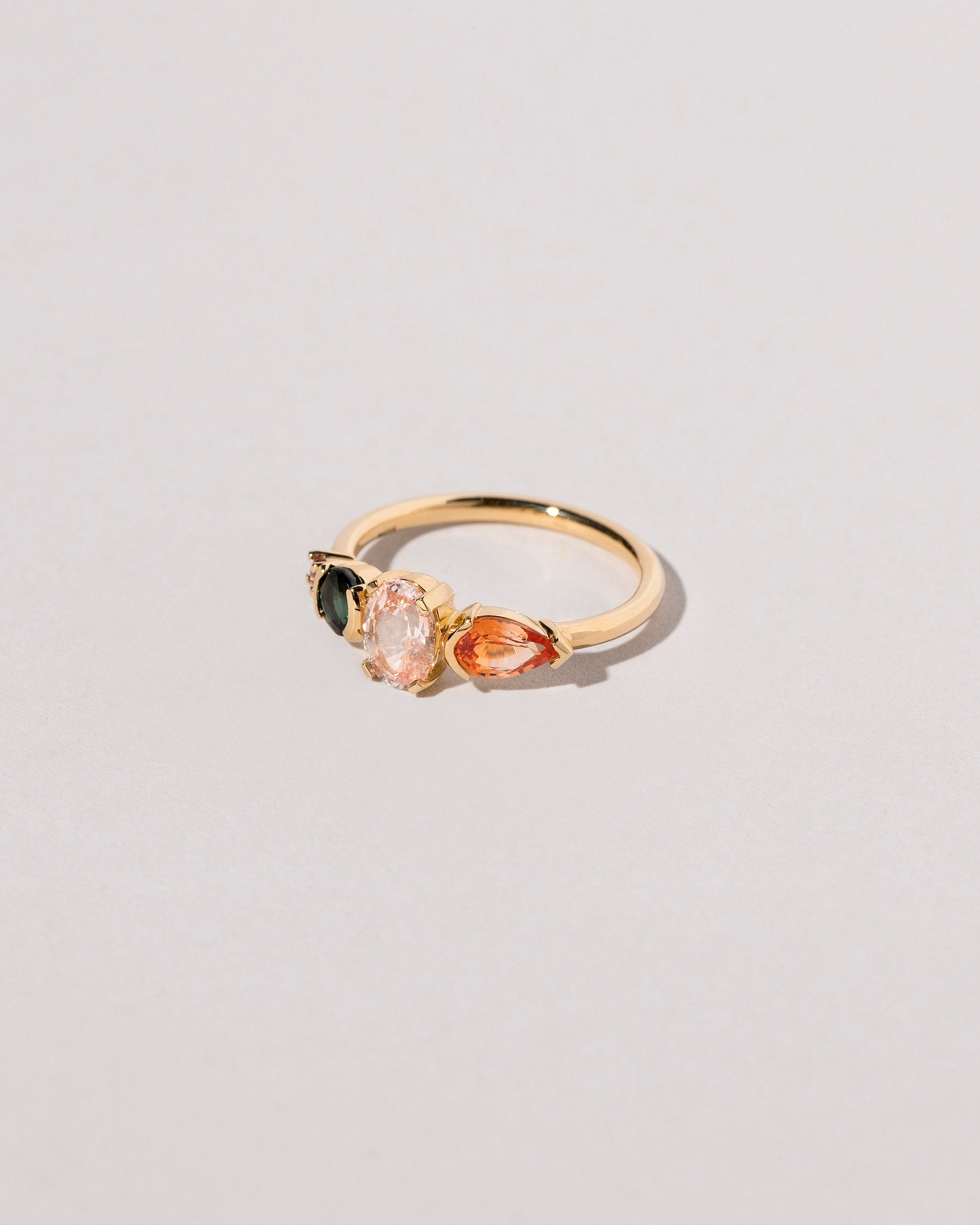 Side view of the Anemone Ring