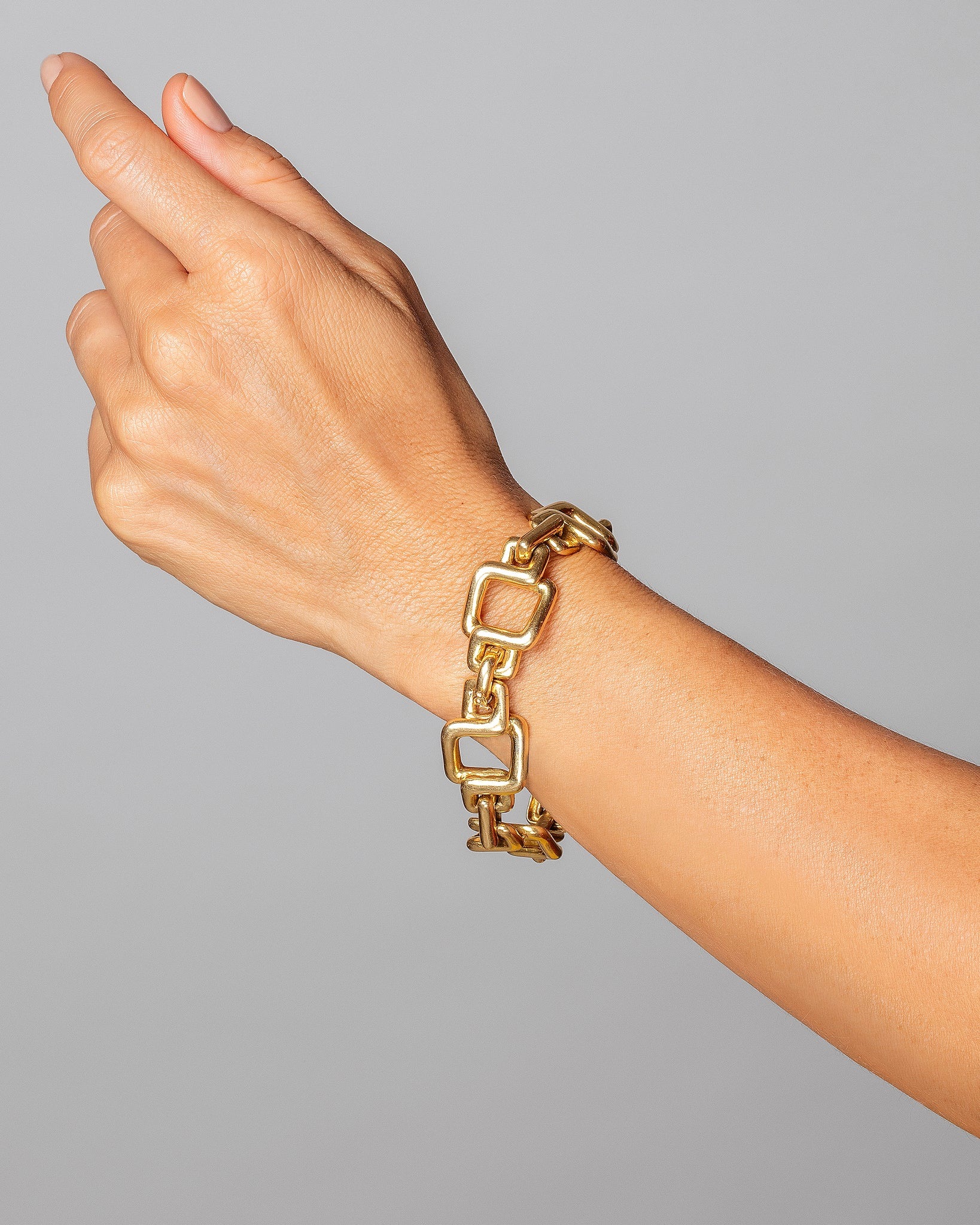 1960s Cartier Bracelet worn on model