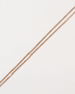 Petite Ladder Chain Necklace