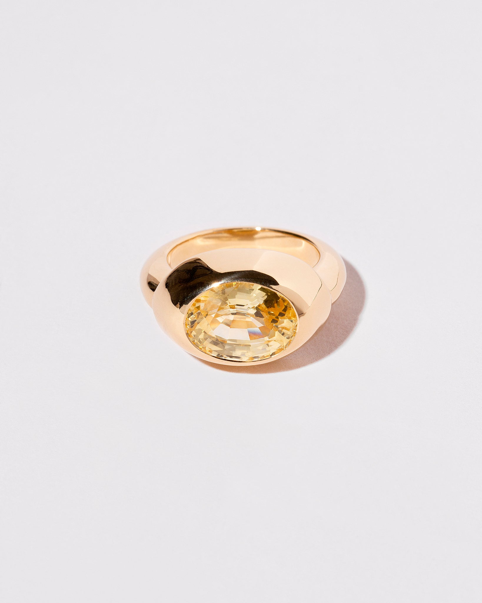 Front view of Antlia Ring