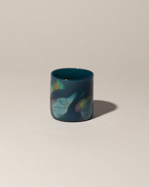 BaleFire Glass Epiphany Cup ocean floor