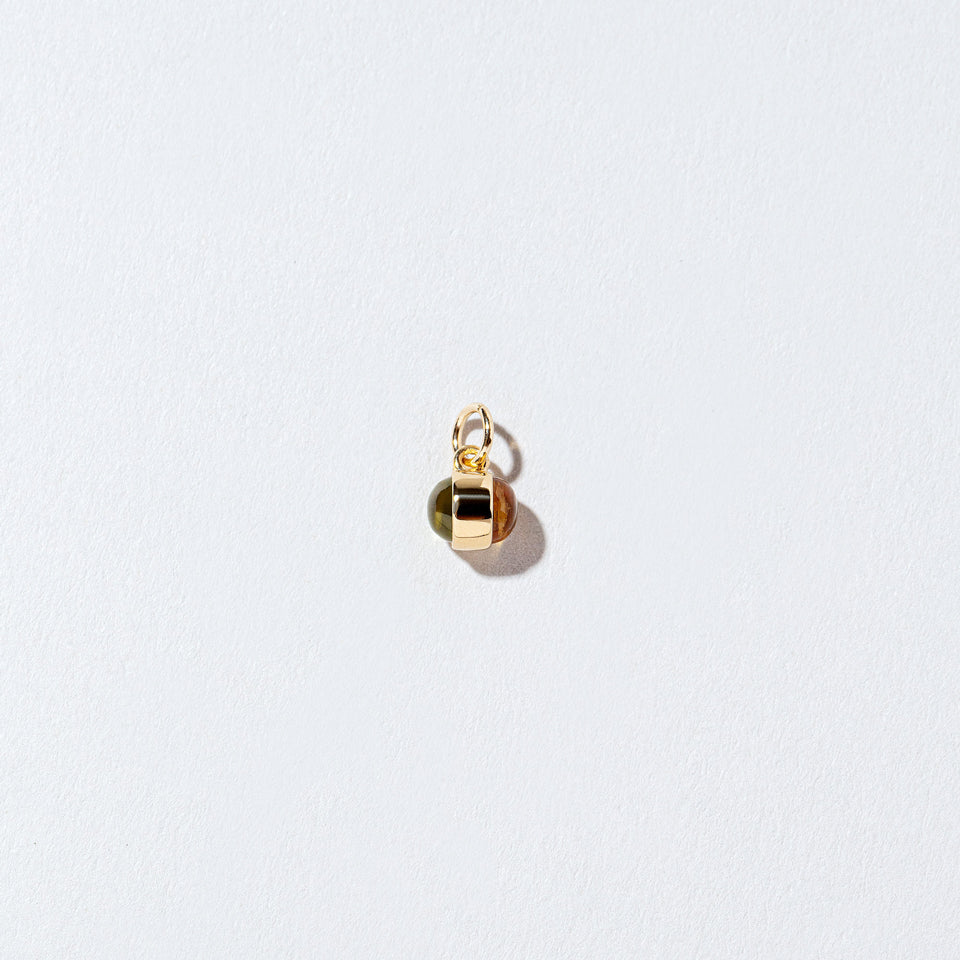 product_details::Birthstone Charm side view