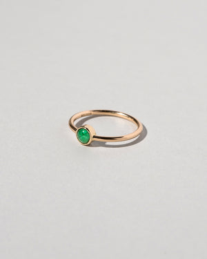 Birthstone Ring Emerald