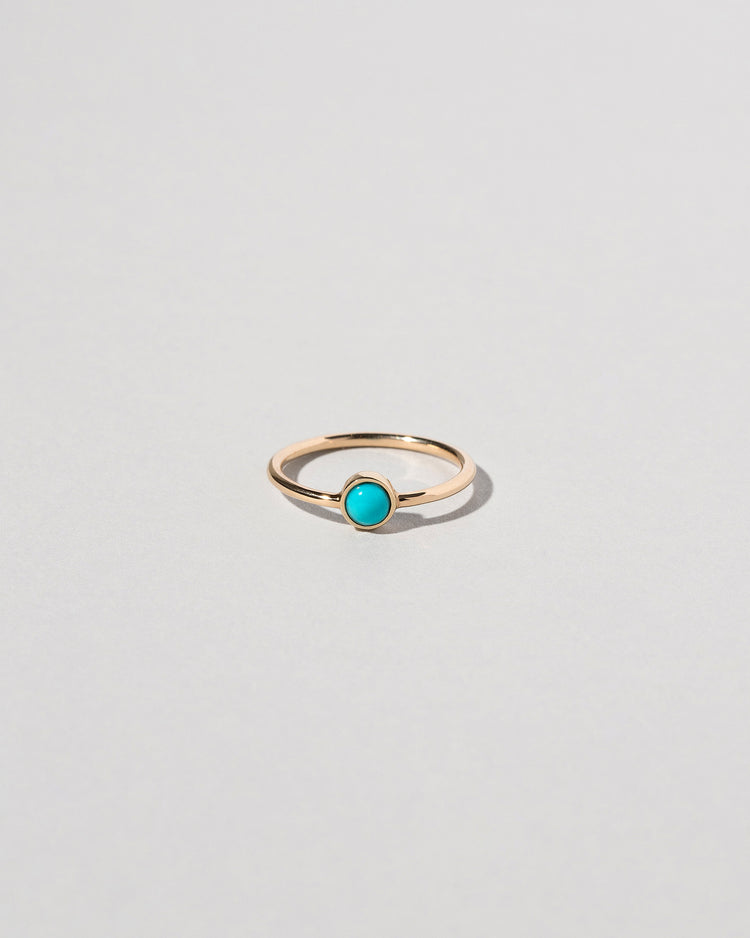 Birthstone Ring Turquoise