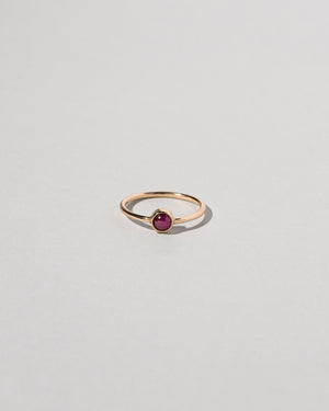 Birthstone Ring Ruby
