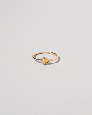 Birthstone Ring Citrine