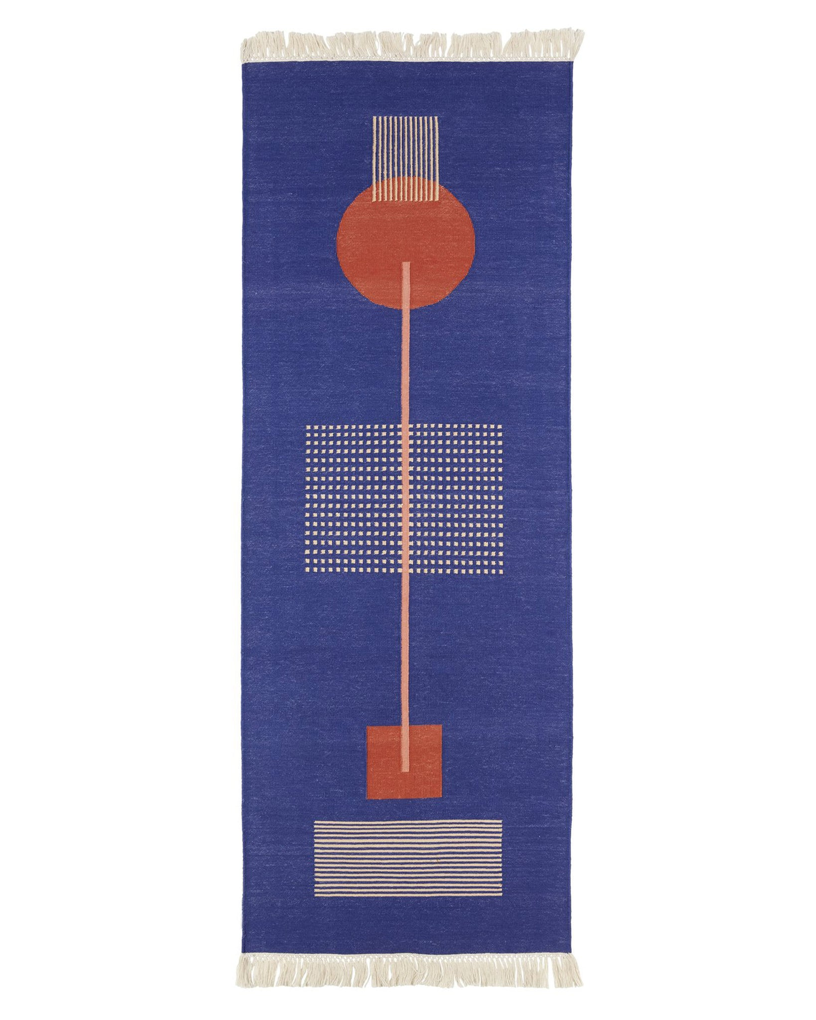 Block Shop Metronome Rug in 4' x 6'