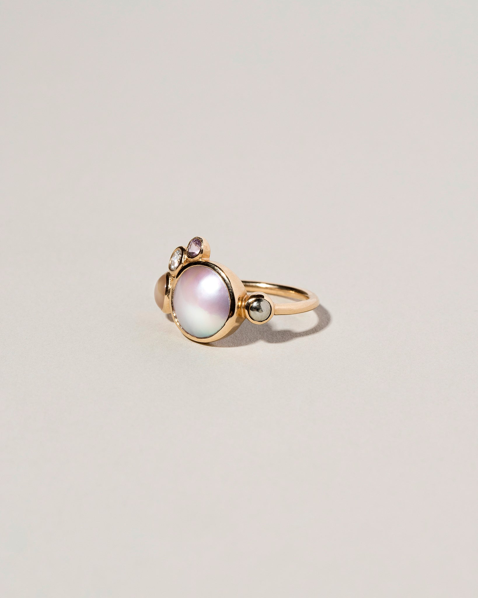 Bubble Cluster Ring
