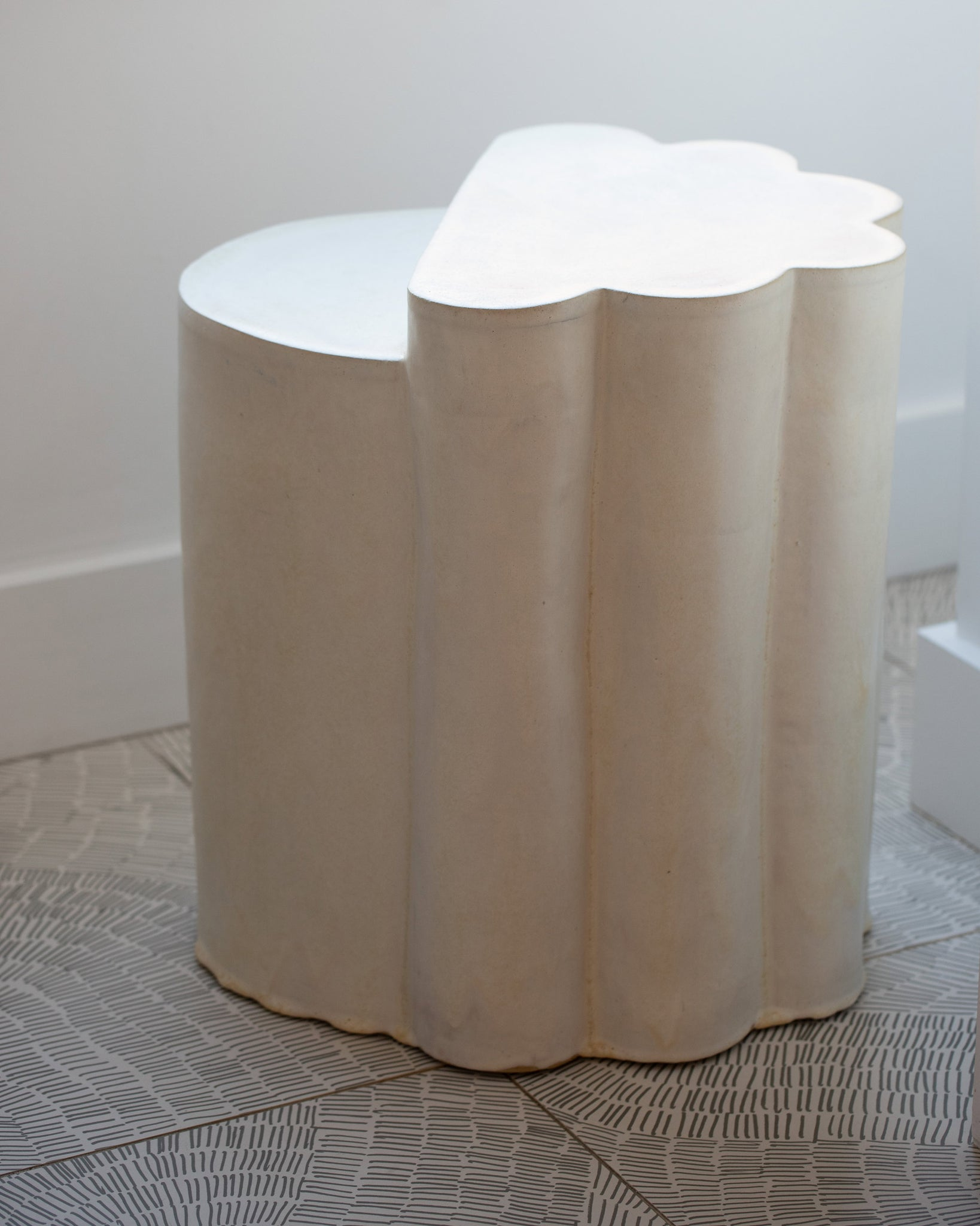 Bzippy & Co. Ledge Side Table - Final Sale