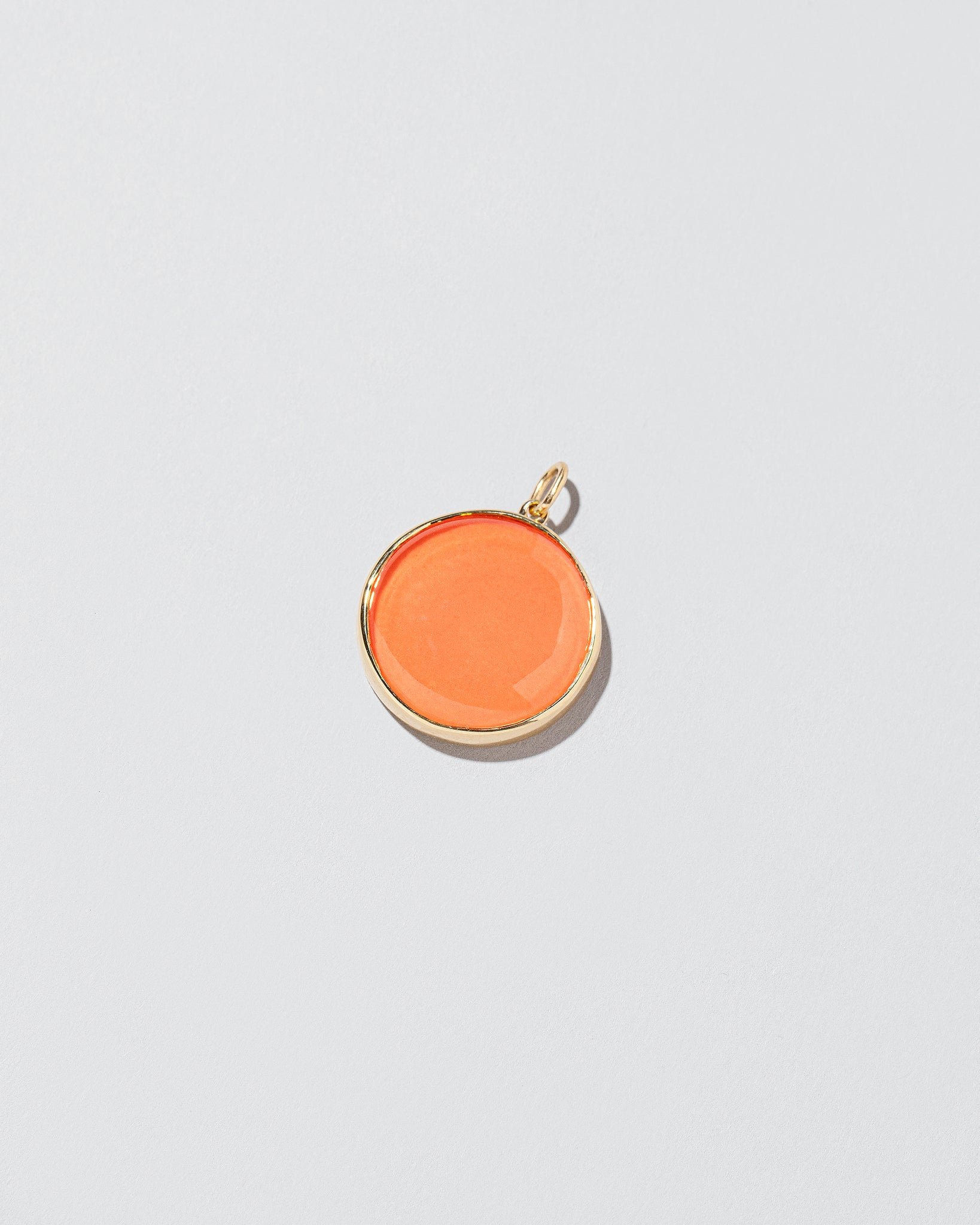 Coral Pendant on light color background