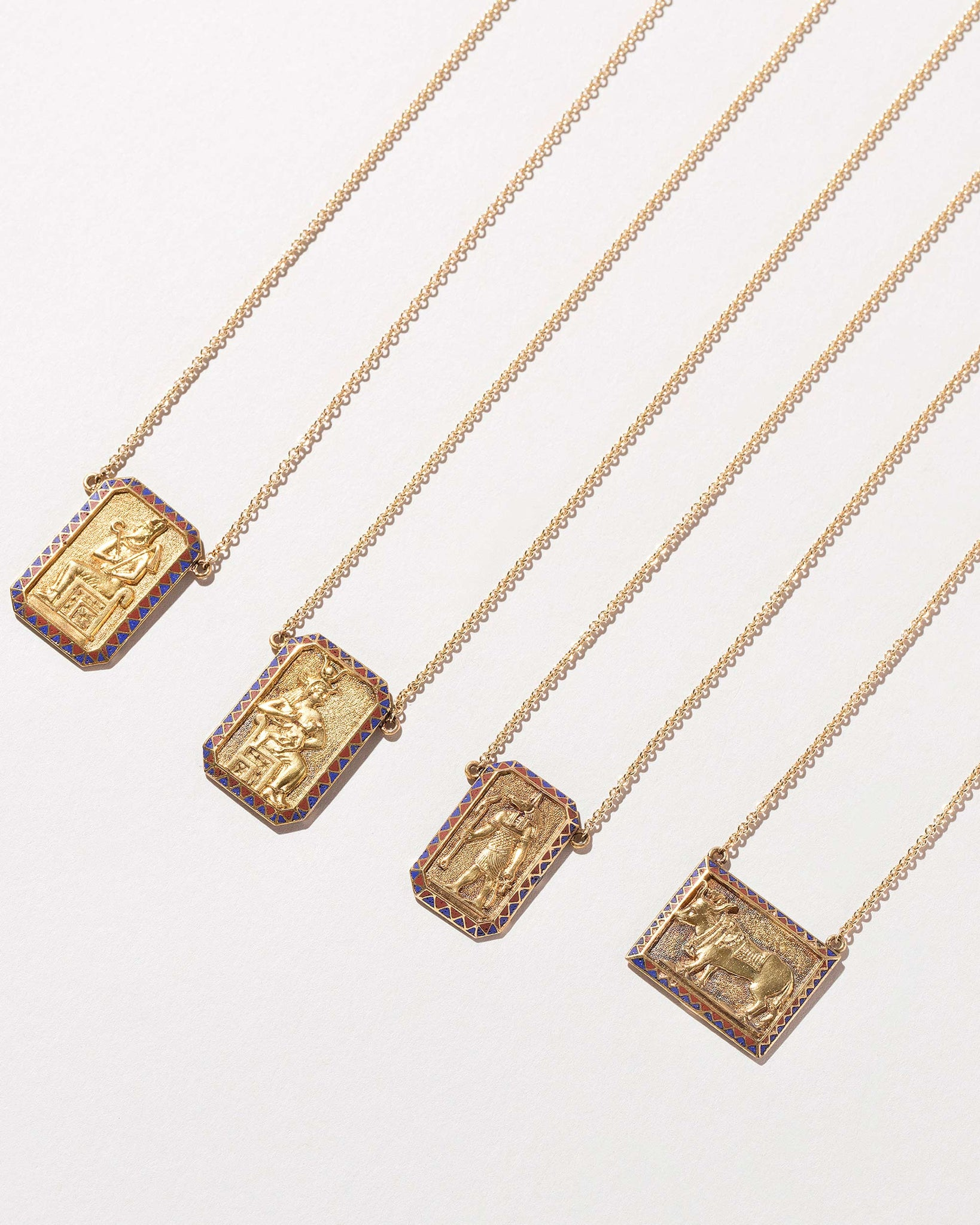 Deity Necklace group