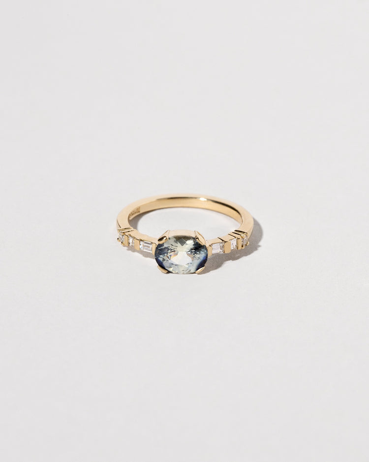 Front view of Eirene Ring