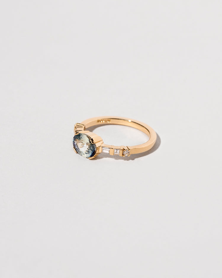 Side view of Eirene Ring
