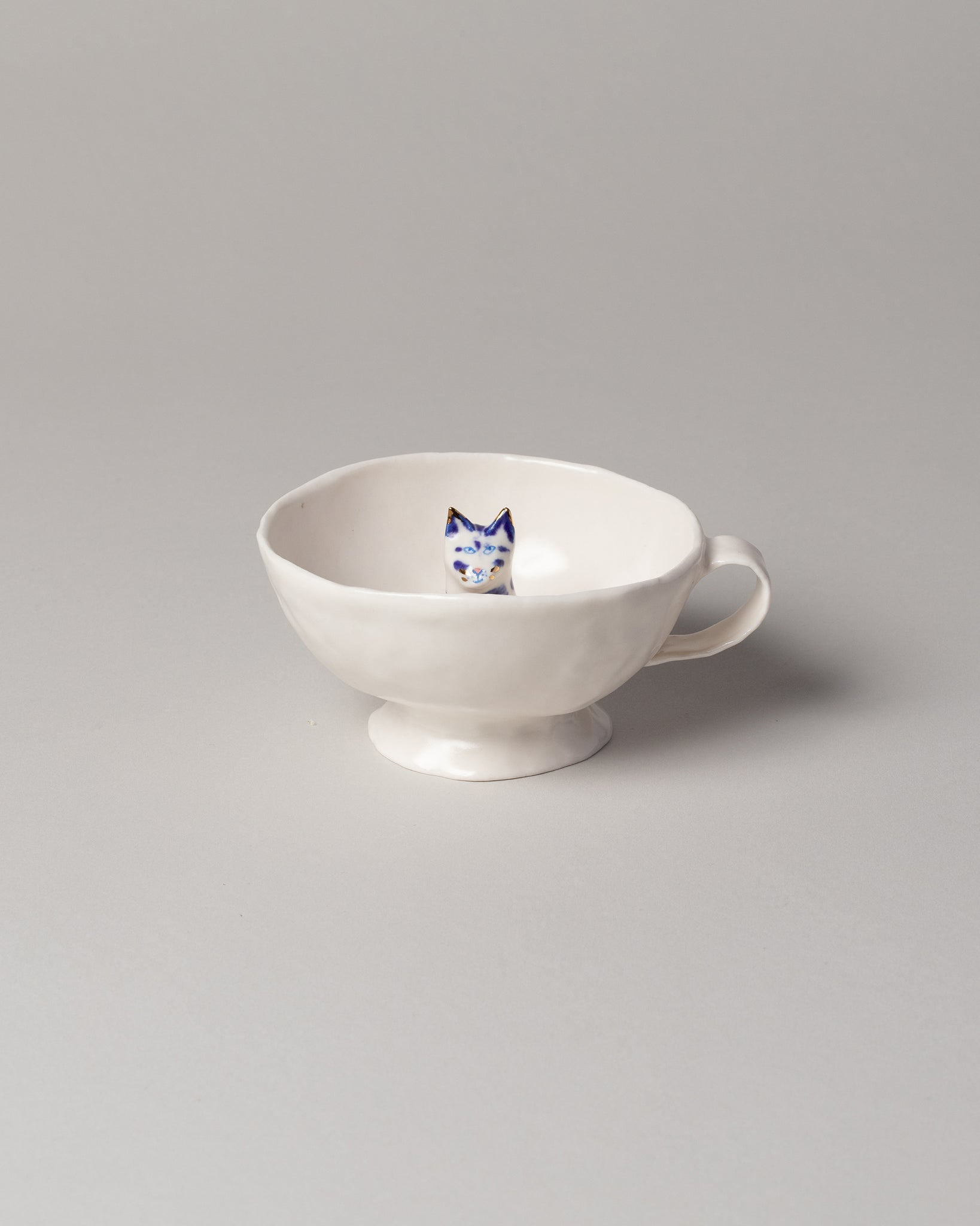 Gold Cat Cup