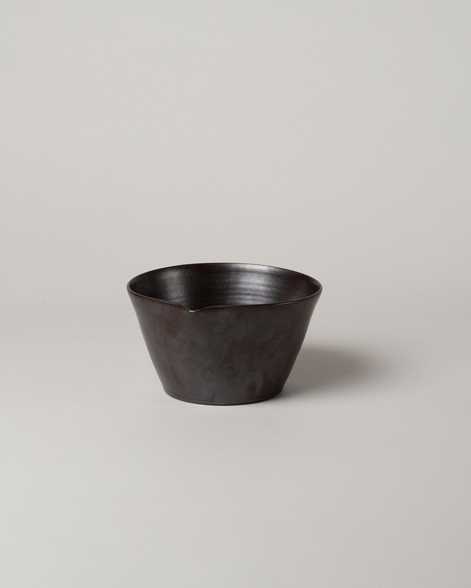 Kam Bowl #2 in Gunmetal