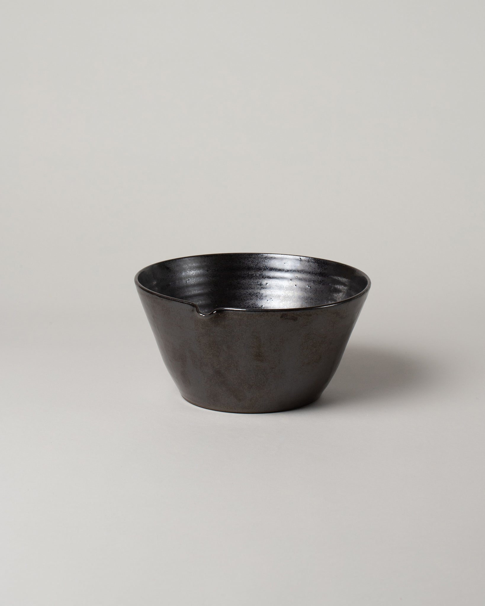 Kam Bowl #3 in Gunmetal