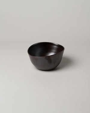 Sylvia Bowl #1 in Gunmetal