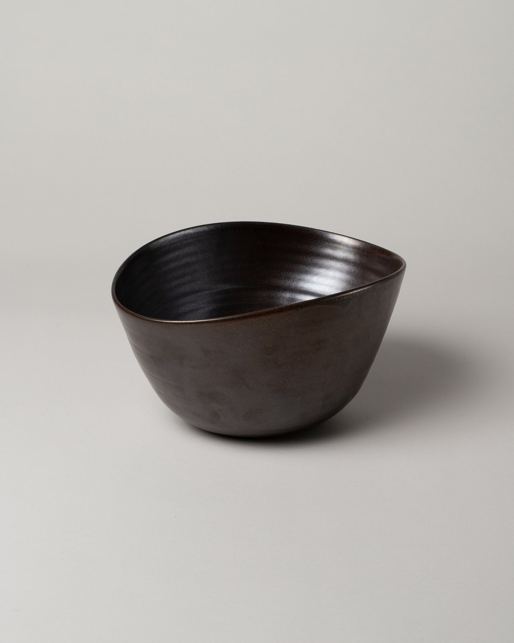 Sylvia Bowl #2 in Gunmetal