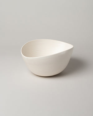 Sylvia Bowl #2 in Off-White