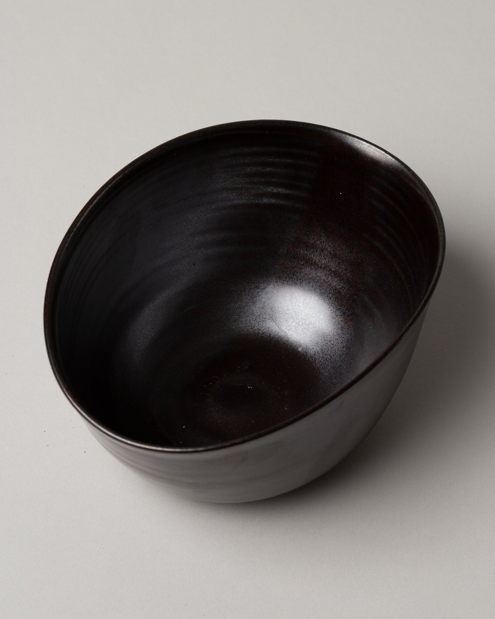 Sylvia Bowl #3 in Gunmetal