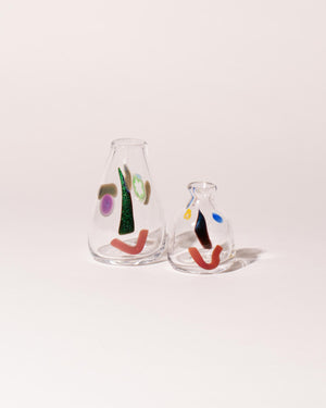 FACEVESSEL Bud Vases in medium and large