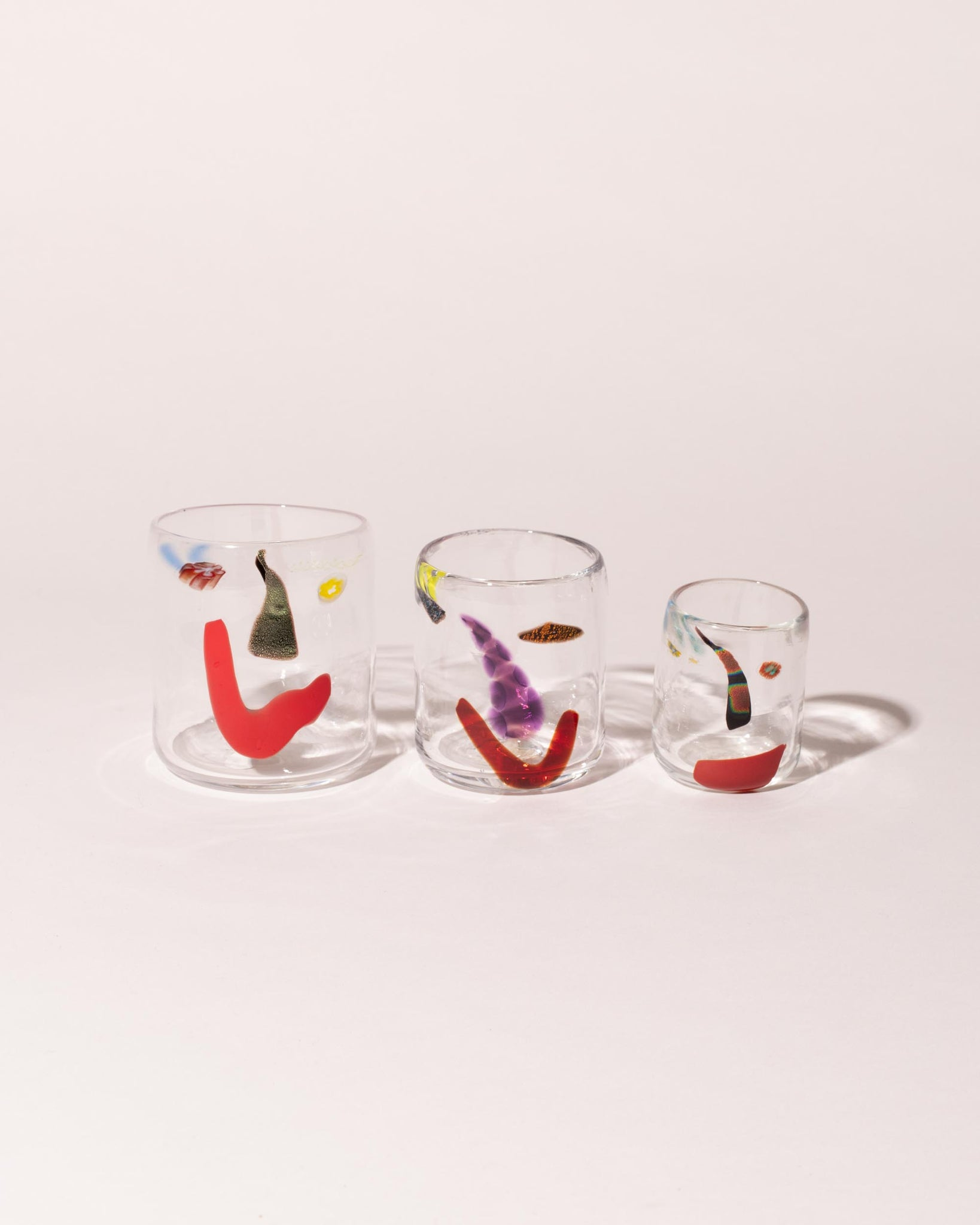FACEVESSEL Glass in 3 sizes