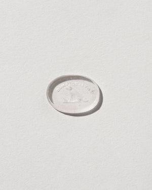 Fidelity Intaglio Seal on light color background