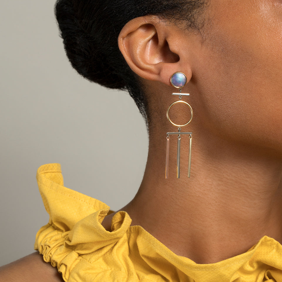 Figure 2. Drop Earrings