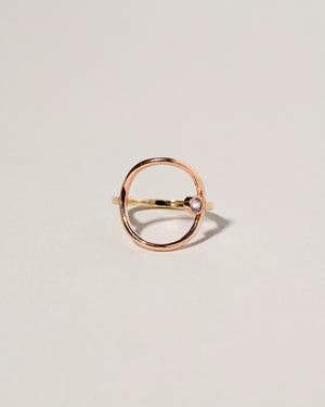 Form Ring Front View