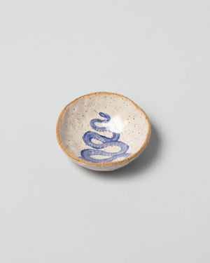 Good Kind Work Pinch Pot on light color background