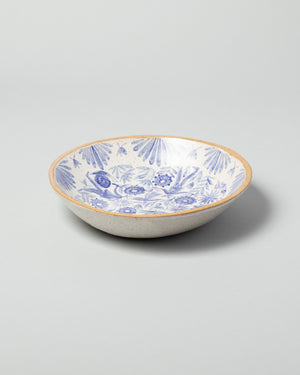 Good Kind Work Serving Bowl on light color background.