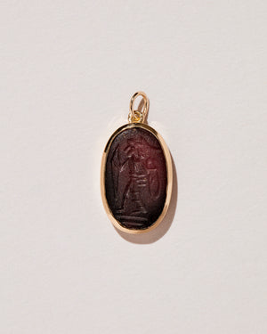 Apollo Icon Pendant front view