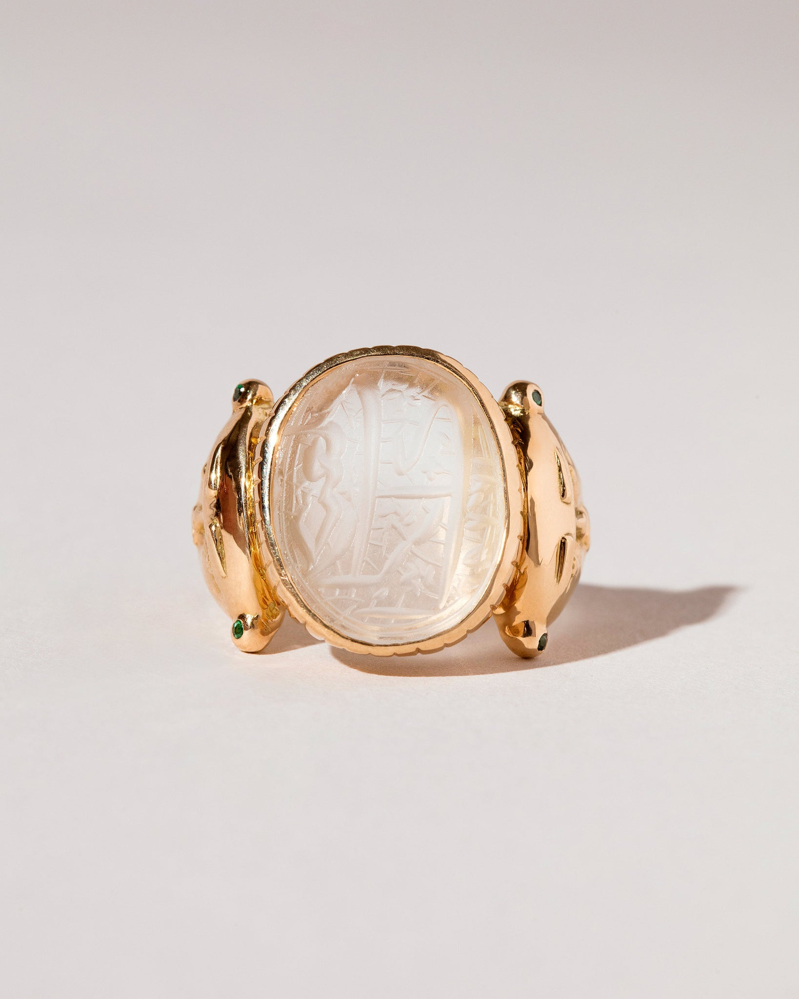 Impression Ring front view