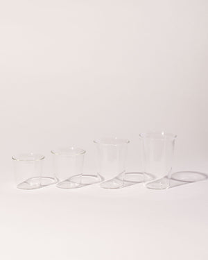 Kinto Cast Glass Set Group