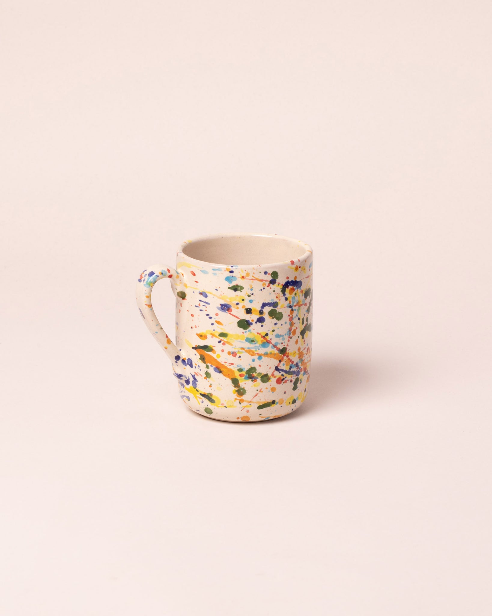 La Ceramica Coffee Mug Color drops