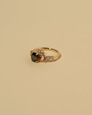 Black Diamond Luna Ring right view