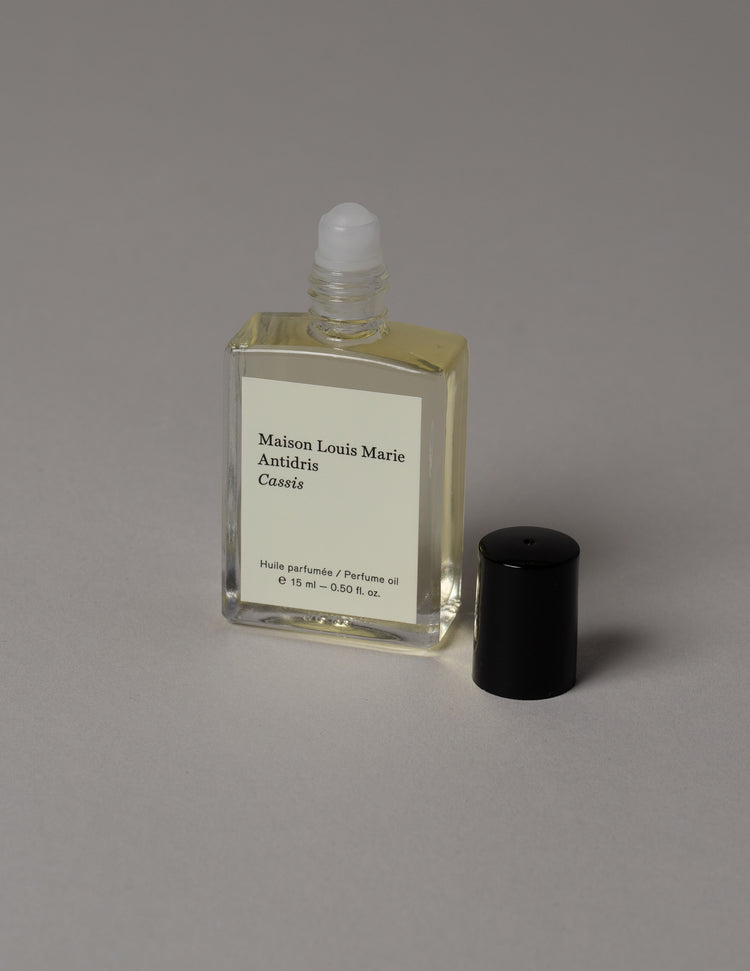 Cassis Perfume Oil