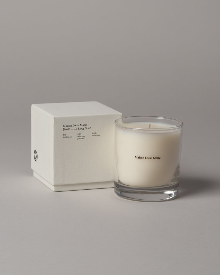 Maison Louis Marie Le Long Fond Candle