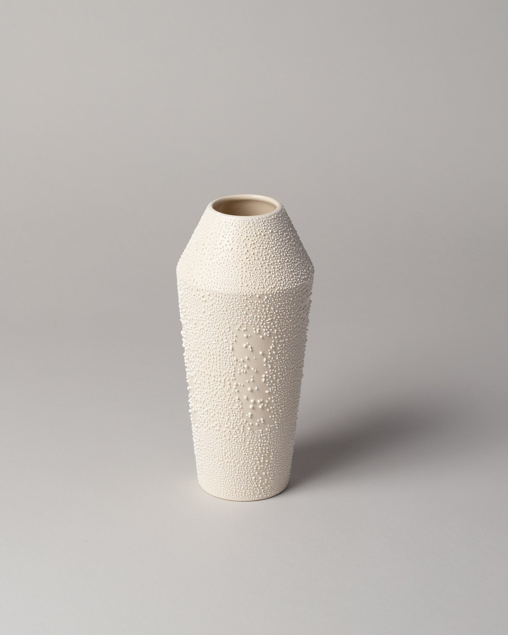 Small Dew Vessel in White