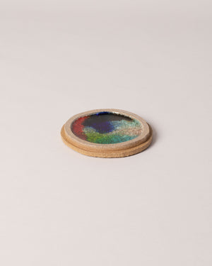 Morgan Peck Constellation Jewelry Dish on light color background