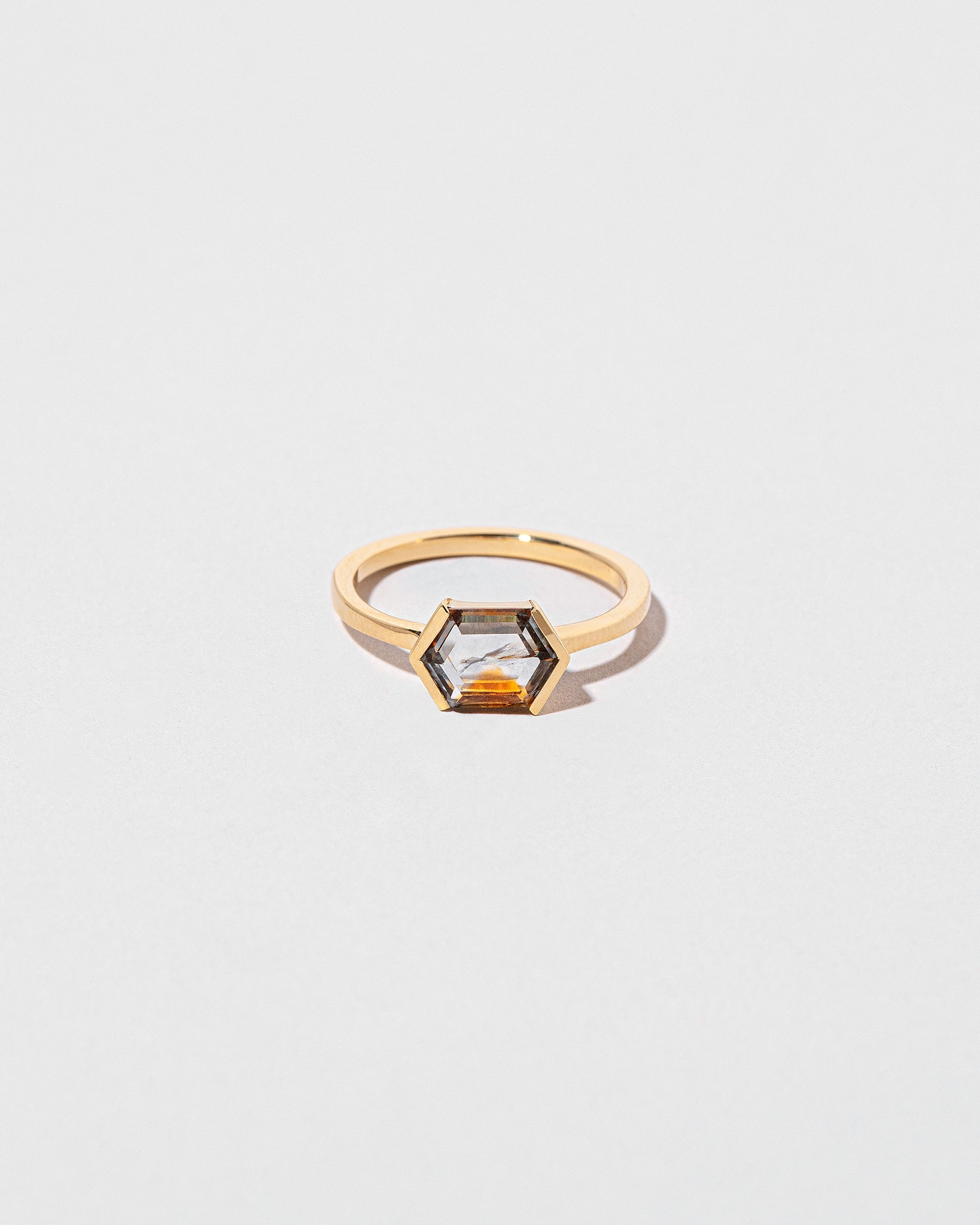 Amber Ring front facing