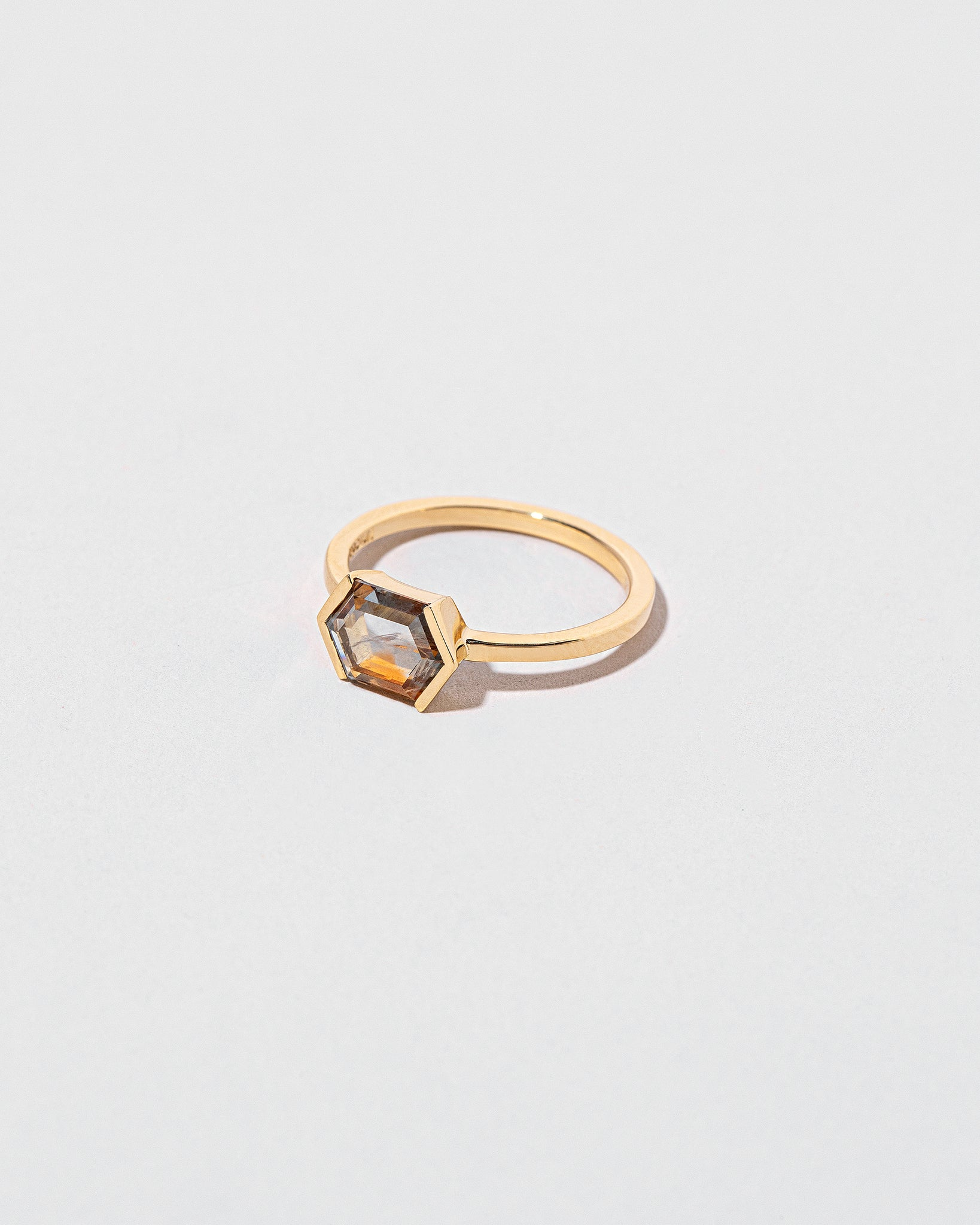 Amber Ring left facing