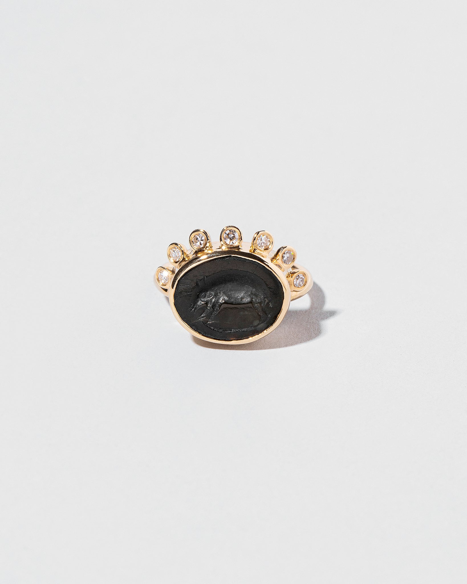 Bravery Ring front facing