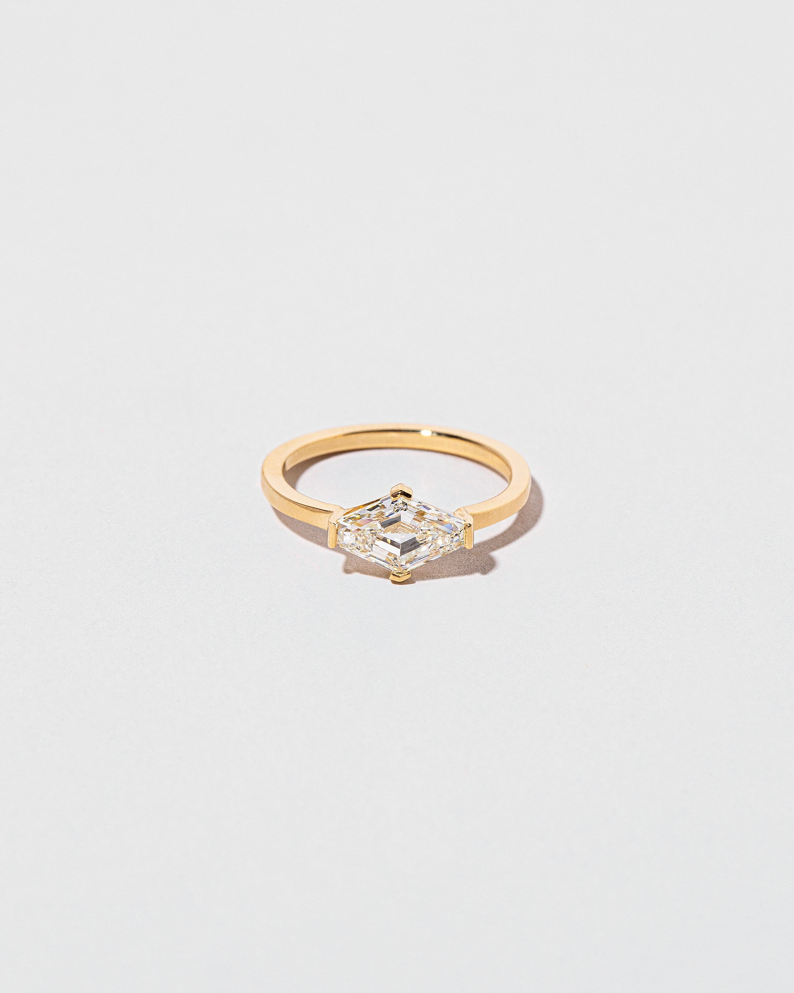 Divine Geometry Ring front facing