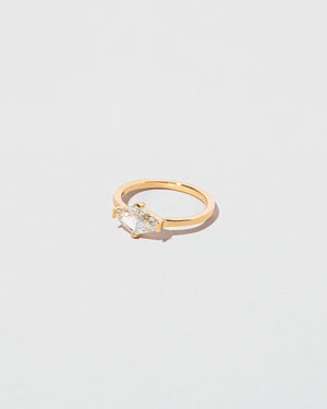 Divine Geometry Ring left facing