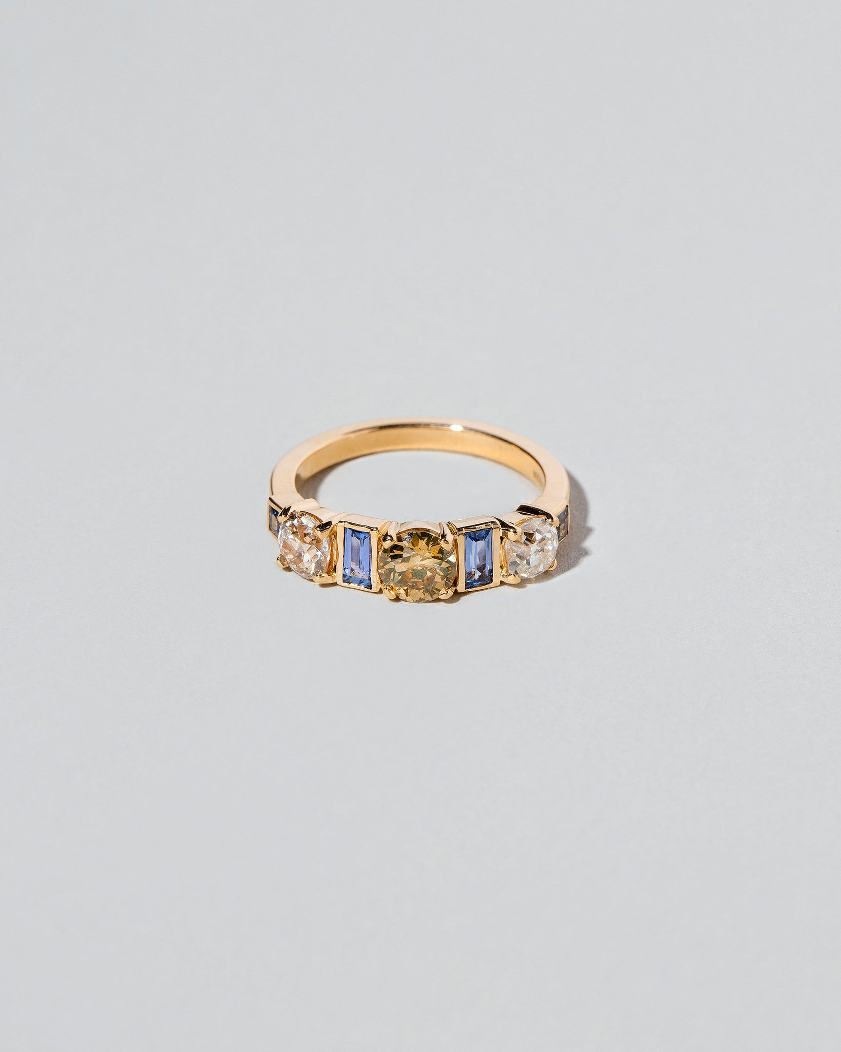 Morant Ring front view