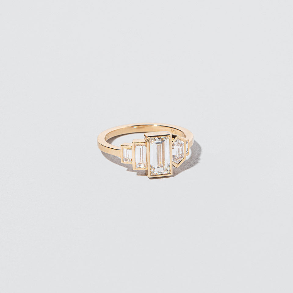 product_details:: Phenomenology Ring on light color background
