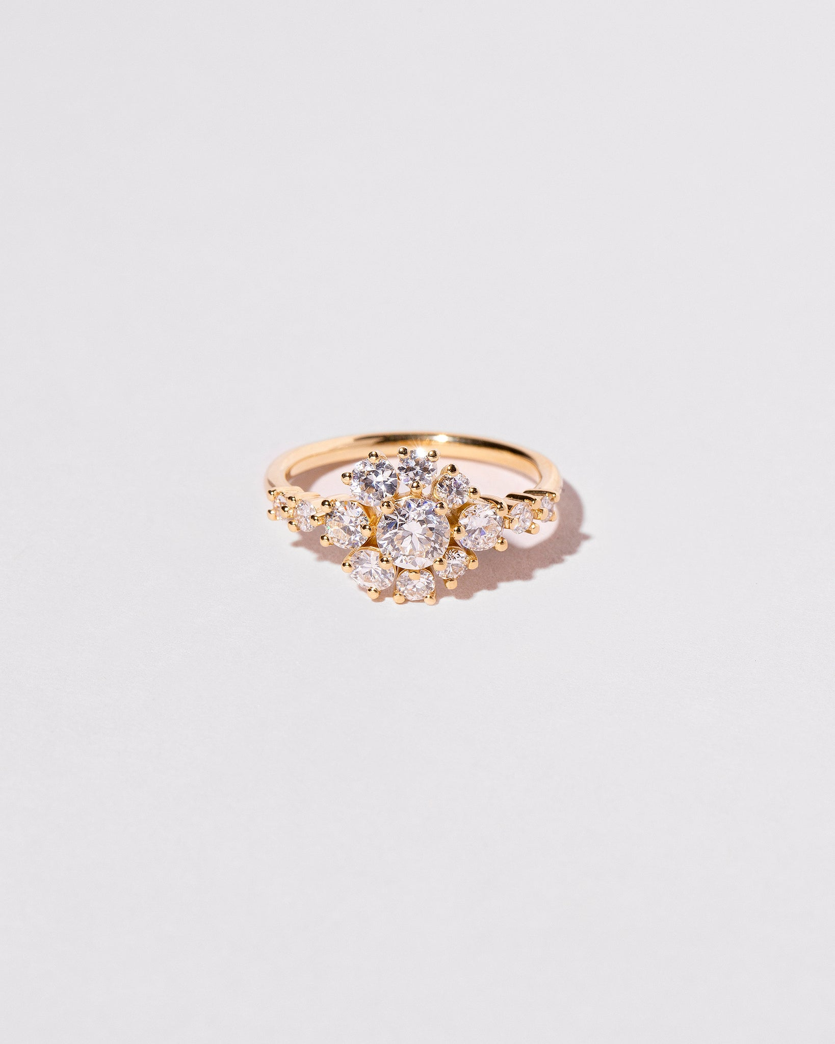 Front view of Taiga Ring