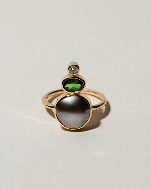 Oskar Ring Front View