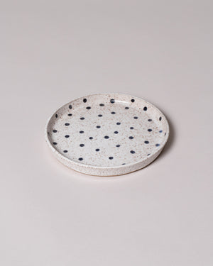 Dot Salad Plate Small